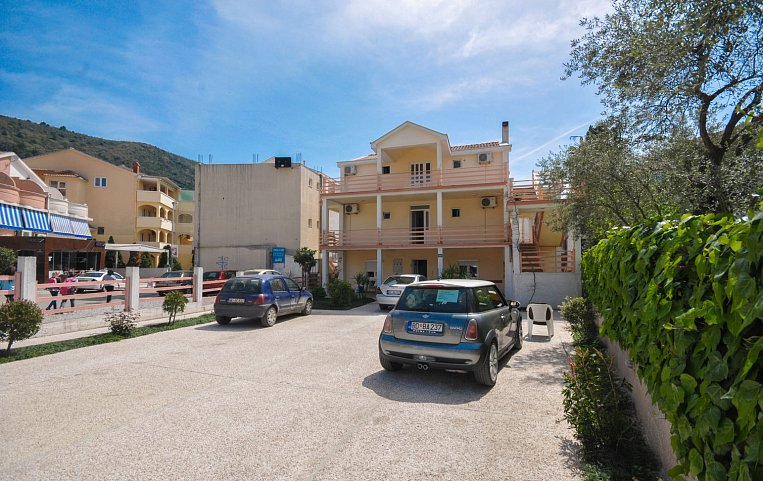 Апартаменты mir 3* хорватия жилье