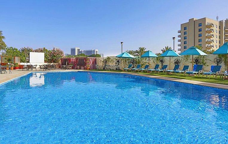 Арабиан парк хотел дубай рейс su 525 москва дубай